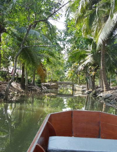 Coconut sugar factory